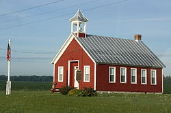 Lena_Road_Schoolhouse_June_2012